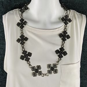 Interesting Vintage Statement Necklace!